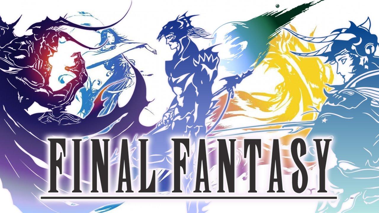 """Résultat de recherche d'images pour """"Logo Final Fantasy"""""""