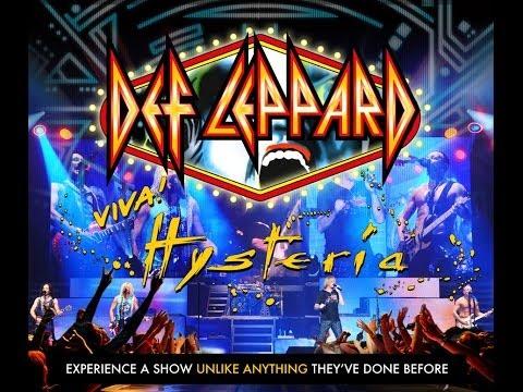 Def Leppard Viva Hysteria 2013