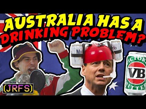 Australia Has A Drinking Problem?
