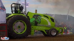 Tractor Pulling Knutwil 2019 [LuftPics] Sport und Supersport