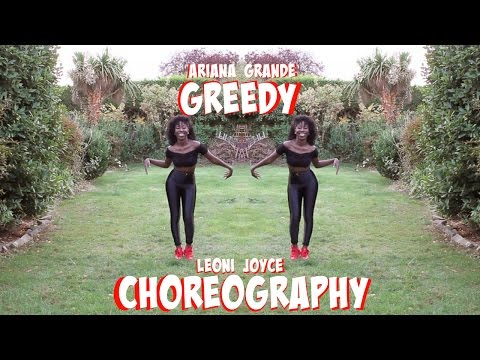 Ariana Grande - Greedy   @LeoniJoyce Choreography X DIY Sandy Grease Halloween Costume