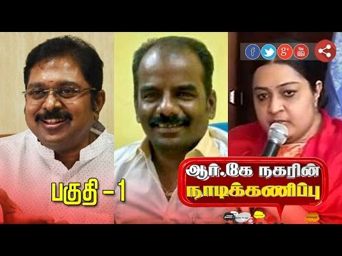 Exclusive: RK Nagar By-Election's Pre-Poll Survey Results | Part 1 | 06/04/2017