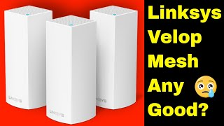 Linksys Velop Intelligent Mesh WiFi System, Tri-Band, 2-Pack White (AC4400) Preview and Setup
