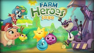 Farm Heroes Saga - King Walkthrough