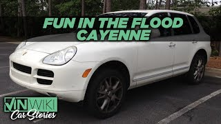Fun in the Flood Cayenne