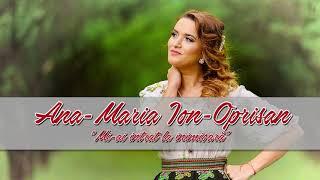 Ana Maria Ion Oprisan - Mi-ai intrat la inimioara (audio) NOU 2018 !!!