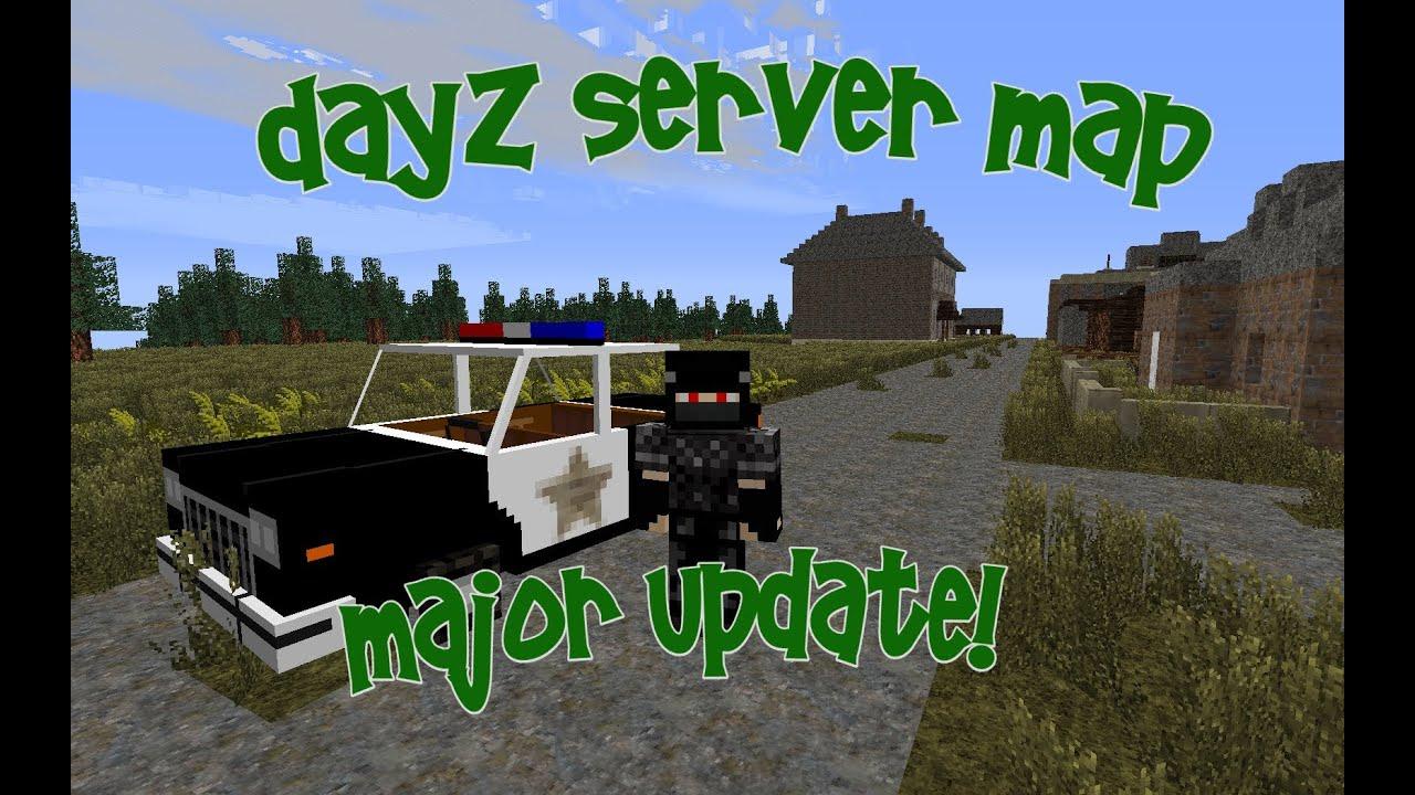 Dayz Minecraft Modpack Resourcepack Update
