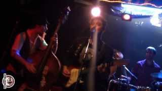 Izzy and the Catastrophics - Ay Mammi Mammi - Blue Rose Saloon (November 2012)