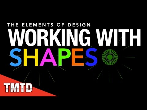 Graphic Design for Beginners - Working with Shapes