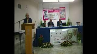 """Filomena Cappella recita una poesia di suo fratello Carlo """" A votazione di du' cummare"""""""