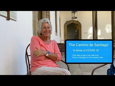 The Camino de Santiago in times of CIOVID, Porto to Santiago July 2020