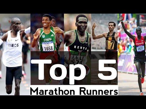 5 Best Marathon Runners Triathlon