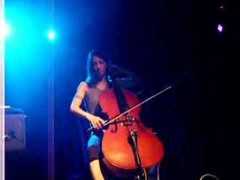 Julia Kent Live al circolo degli artisti