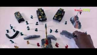 Toy Soldiers - Green Army Men Military Toys Movie