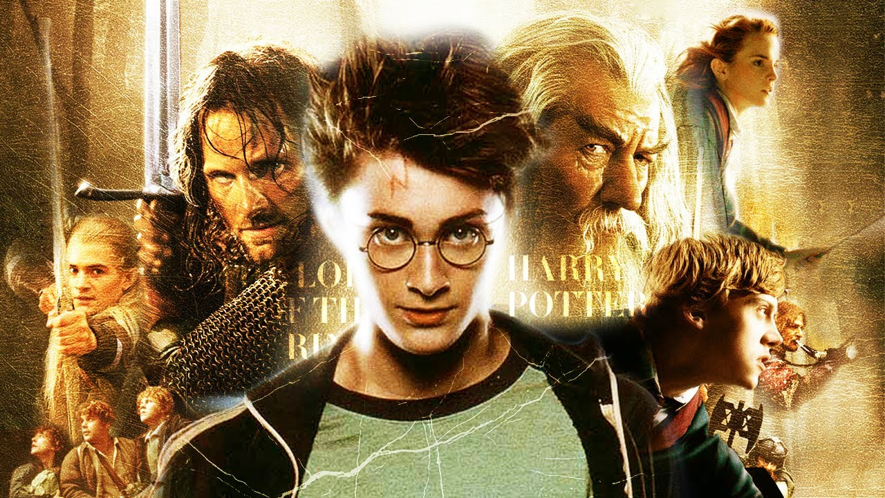 Download The lord of ring ❤ Harry potter