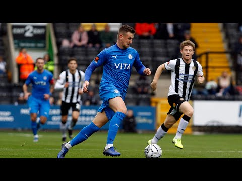 Notts County Stockport Goals And Highlights