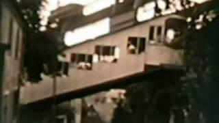 Dresdner Schwebebahn um 1962