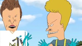 Filthy Chicks - Beavis And Butthead | MTV UK
