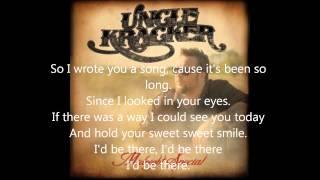 Uncle Kracker I&#39d Be There Lyrics