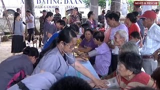 UNTV, MCGI, Phl Army provide medical care to residents of Dima…