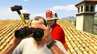 GTA 5 Brutal Kill Compilation (GTA V Micheal revenge Funny Moments Fail Thug life)