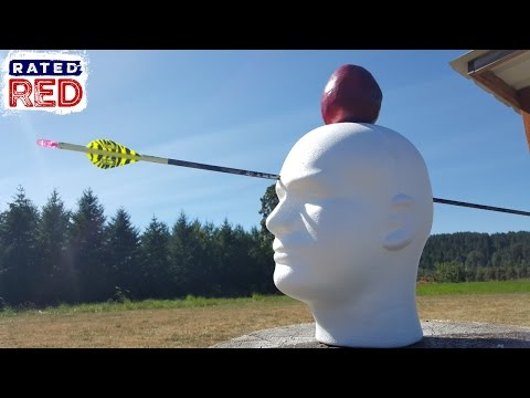William Tell: Trick Shots with Cam Hanes