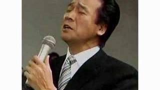 前川清さんが「川の流れのように」に挑戦。2007年11月27日栃木県那須塩...