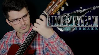 FINAL FANTASY VII REMAKE: 'Those Who Fight' | Classical Guitar | John Oeth