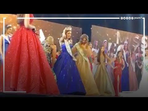 شاهد هذه ملكة جمال مصر للمراهقين ووصيفتها لعام 2021