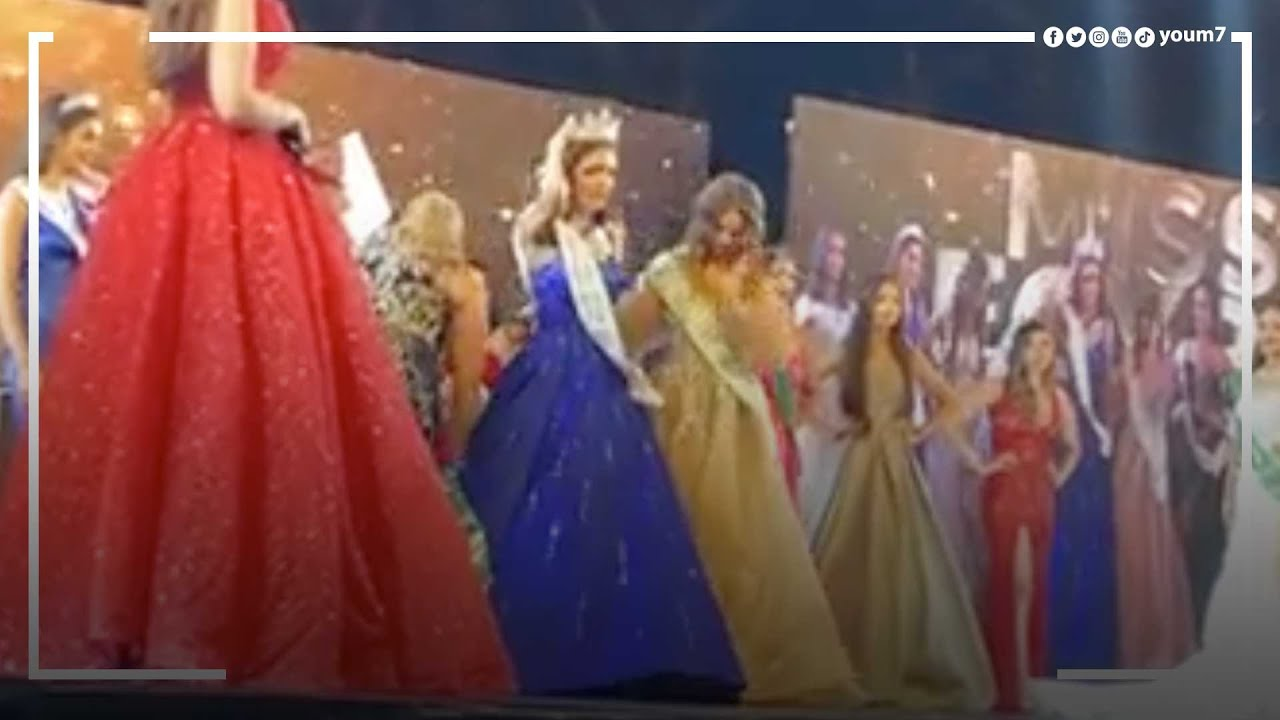 شاهد هذه ملكة جمال مصر للمراهقين ووصيفتها لعام 2021  - 02:54-2021 / 9 / 21