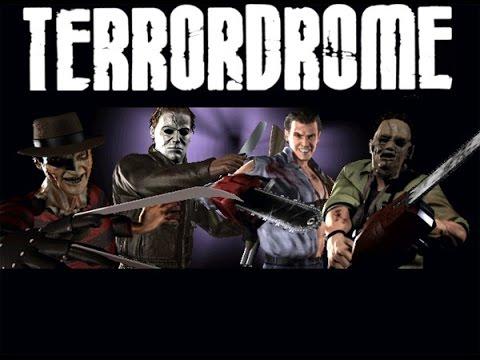 terrordrome pc