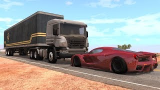 Brutal Crashes #2 - BeamNG DRIVE