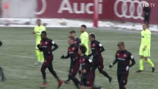 FCI.TV: Schanzer Test gegen den 1. FC Heidenheim (Highlights & Stimmen)
