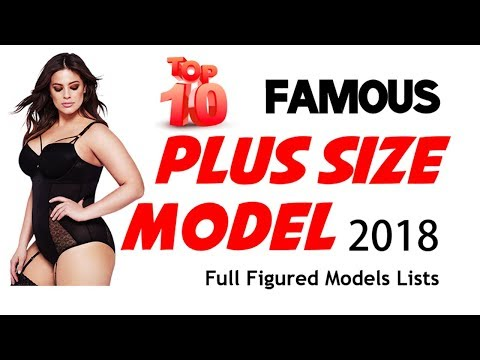 Top 10 Famous Plus Size Model 2018 ❤ Full Figured Models list. http://bit.ly/2Xc4EMY