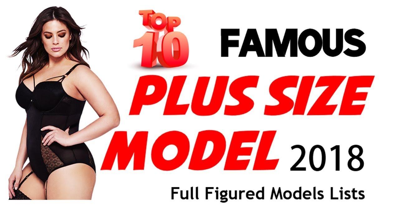 full figured models topless