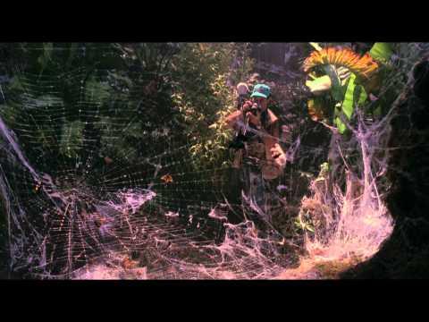 Боязнь пауков - Трейлер