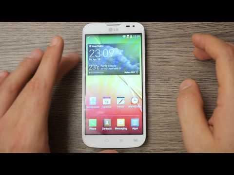 LG L90 Dual Sim Unboxing, Knock Code Setup