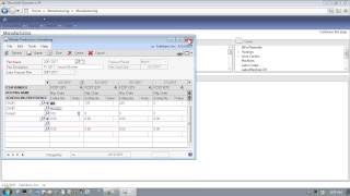 Microsoft Dynamics GP 2013 - Plan to Produce - Forecasting and Master Production Scheduling