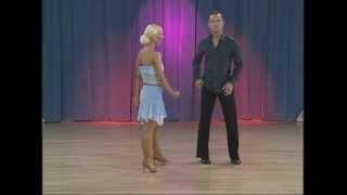 American Rhythm Bronze Bolero Technique