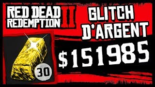Red Dead Redemption 2 - GLITCH D'ARGENT 15000$/MIN