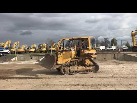 Caterpillar D5MXL STK#: H54396 At AIS Construction Equipment