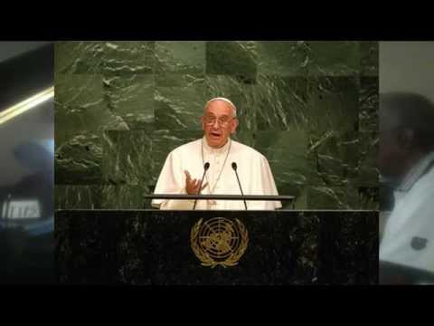 POPE FRANCIS'S COMPREHENSIVE DISCOURSE TO THE UNITED NATIONS