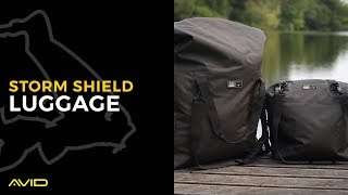 AVID CARP- Storm Shield Luggage Range