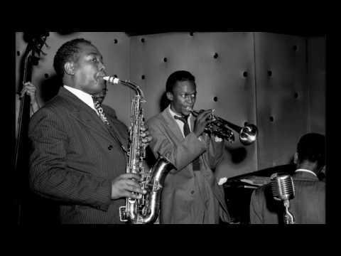 Charlie Parker with Miles Davis- September 4, 1948 Royal Roost, New York City