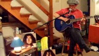 Yoko Ono - Mrs Lennon - Acoustic Cover - Danny McEvoy