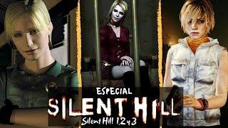 Silent hill 1,2 y 3 (Especial invasión alienígena) - Finales Ufo  - En Español