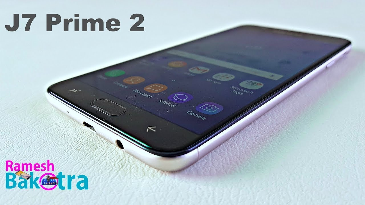 meet 0a957 2b84a Samsung Galaxy J7 Prime 2 (2018) Unboxing and Full Review