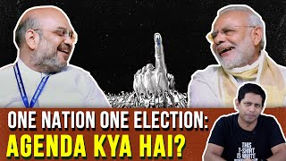 One Nation One Election: BJP Government for the next 50 years? | Ep - 98 The DeshBhakt