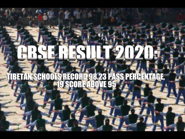 CBSE Result 2020: Tibetan schools record 98.23 pass percentage, 19 score above 95
