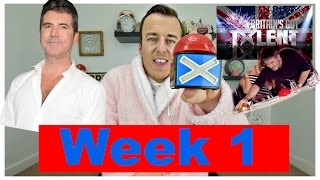 | Auditions Week 1 | Britain's Got Talent 2017 REVIEW